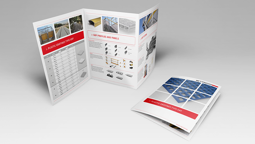New GRP brochure available now