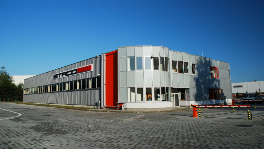 Expansion Staco Polska factory