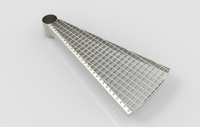 Welded Gratings Spiral Stairs Staco Grating Technology