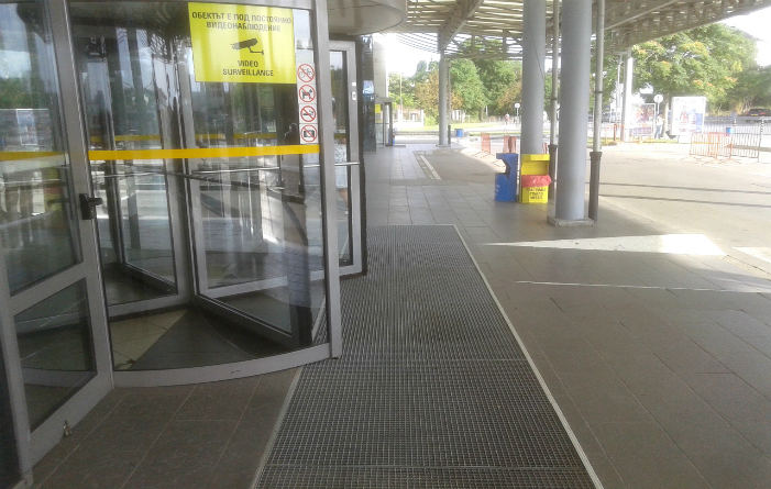 Central Bus Station – Sofia (Bulgaria)